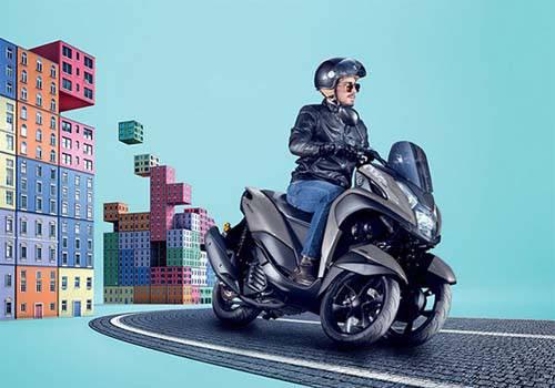 Spesifikasi dan Harga Yamaha Tricity 125