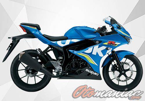 Gambar Suzuki GSX-R150
