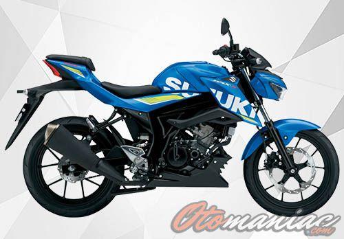 Gambar Suzuki GSX-S150