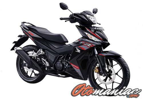 Harga All New Honda Supra GTR 150
