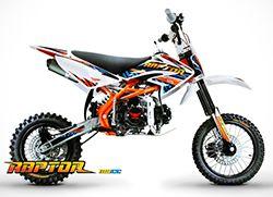 Harga GazgasRaptor 125 Pro Series