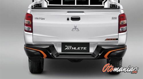 Harga Mitsubishi Triton Athlete