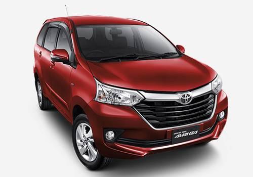 Harga Mobil Toyota Avanza type 1.3 E