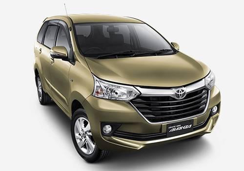 Harga Mobil Toyota Avanza type 1.3 G