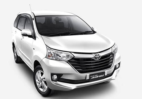 Harga Mobil Toyota Avanza type 1.3 Manual