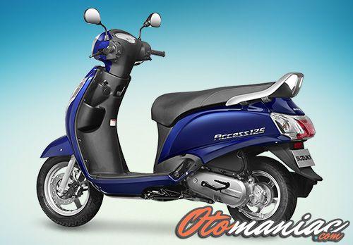 Harga Suzuki Access 125