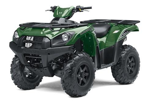 Kawasaki ATV Brute Force 750 4x4i