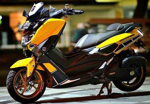 Modifikasi Yamaha Nmax Dan Pilihan Warna Terbaru 2019 Otomaniac
