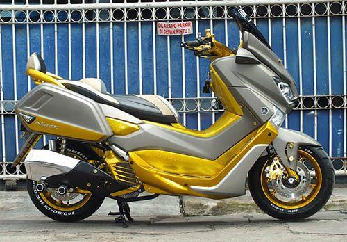 Modifikasi Yamaha NMAX Paling Keren