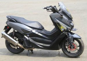 Modifikasi Yamaha NMAX Simple