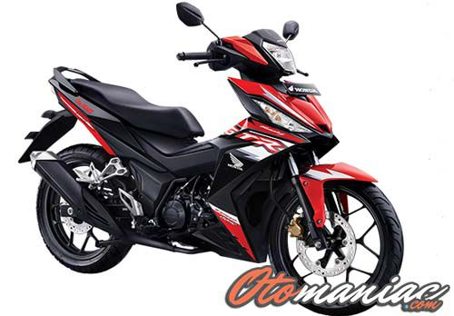 Review All New Honda Supra GTR 150