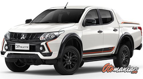 Harga Mitsubishi Triton Athlete Terbaru 2021 Review Spesifikasi