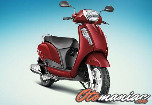 Spesifikasi dan Harga Suzuki Access 125