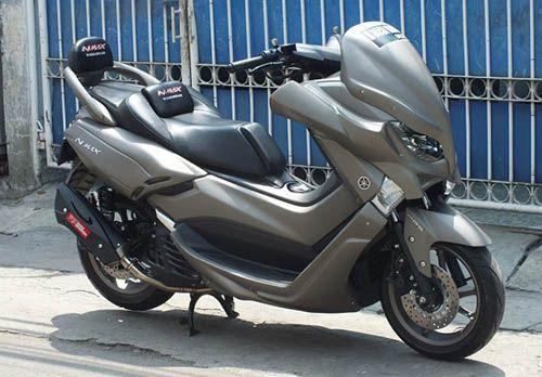 Yamaha NMAX Modif Moge