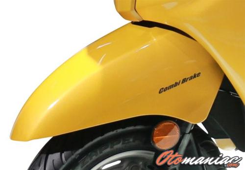 Fitur Honda Activa 5G