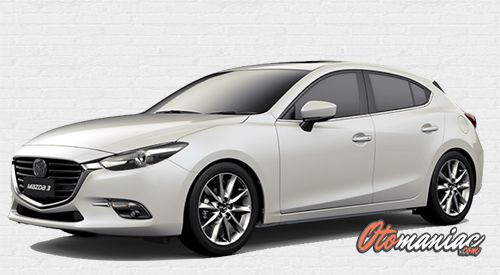 Harga New Mazda 3 Speed