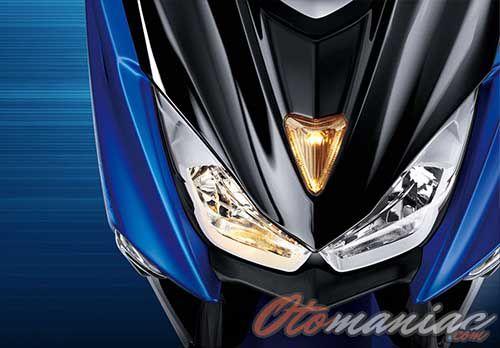 Lampu Depan Yamaha Force 155