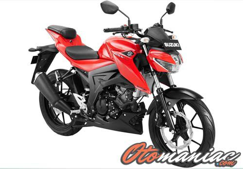 Review New Suzuki GSX-S150