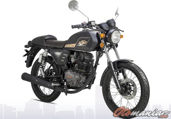 Harga Benelli Motobi 152
