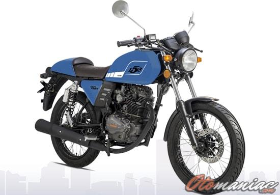 Spesifikasi dan Harga Benelli Motobi 152