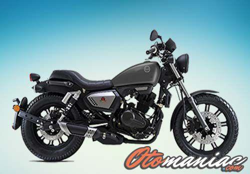 Harga Benelli Motobi 200 Evo