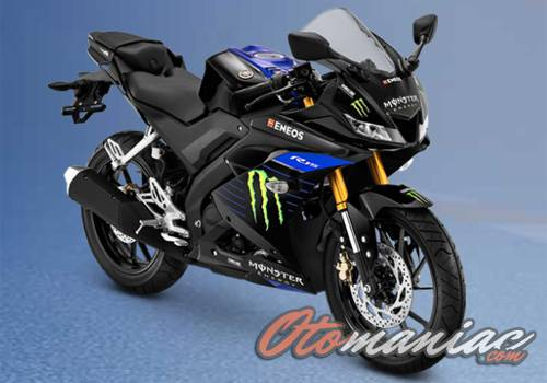 Harga Motor Yamaha Monster Energy