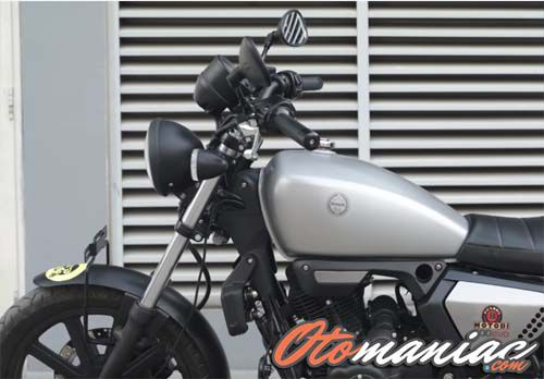 Review Benelli Motobi 200 Evo