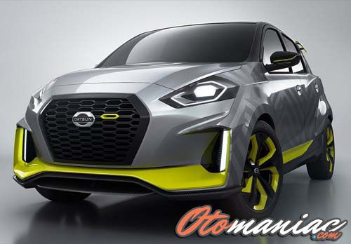 Review Datsun Go Live