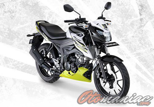 Review Suzuki GSX 150 Bandit