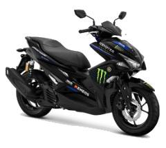 Yamaha Aerox Monster Energy
