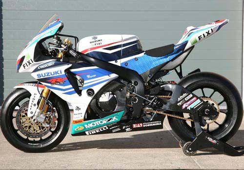 Modifikasi Suzuki GSX R150 Racing