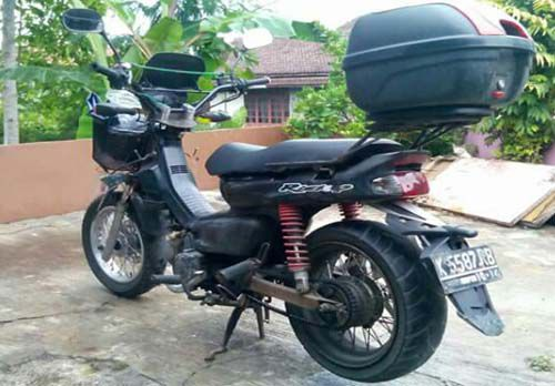 Modifikasi Honda Astrea Grand