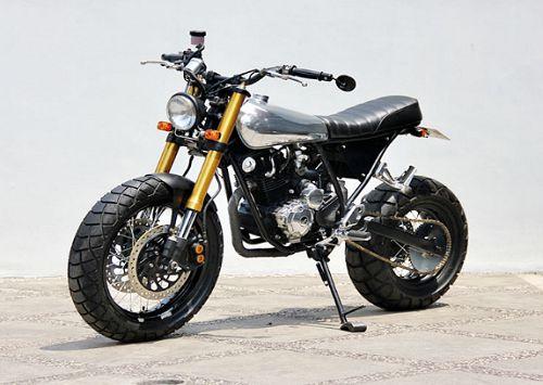 "Modifikasi Yamaha Scorpio ""JapStyle"""