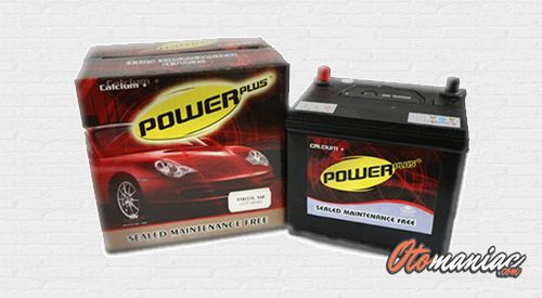 Aki Mobil Power Plus