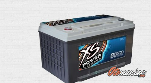 Aki Mobil XS Power