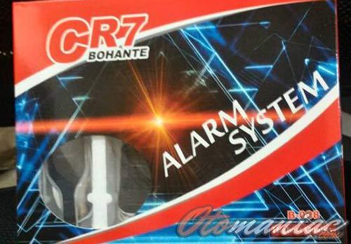 Alarm Motor CR7 Bohante