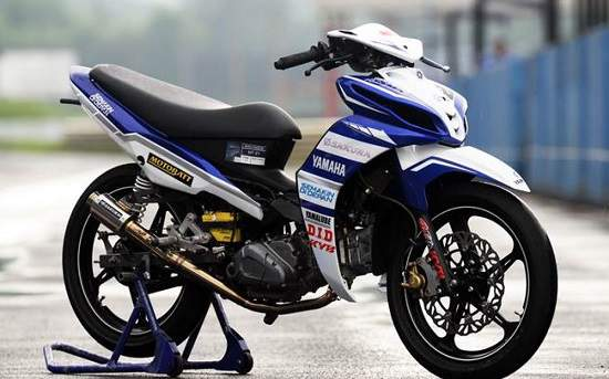 Gambar Modifikasi Jupiter Z Road Race