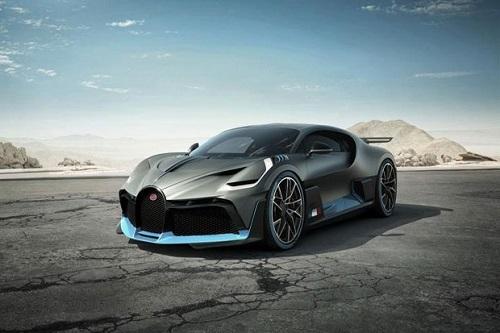 Harga Bugatti Divo