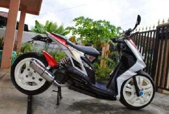 Honda Beat Konsep Lowrider