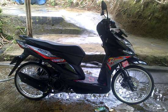 Honda Beat Ring 17