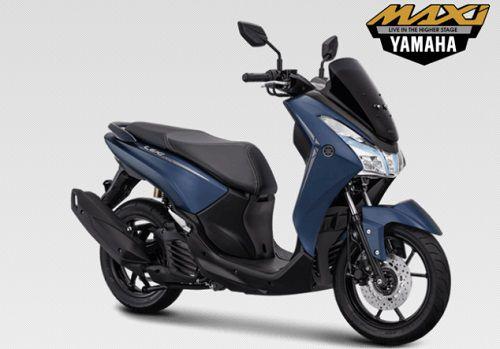 Modifikasi Yamaha Lexi 125 Pilihan Warna 4
