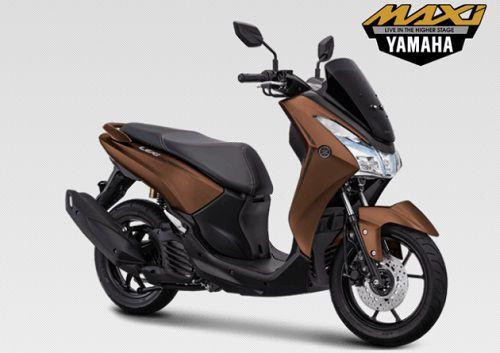 Modifikasi Yamaha Lexi 125 Pilihan Warna 5