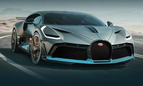 Performa Dapur Pacu Bugatti Divo