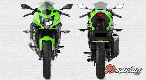 Review Kawasaki Ninja 150 4 Tak