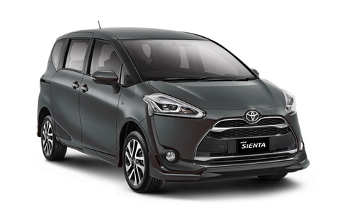 Review New Toyota Sienta