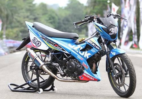 Modifikasi Suzuki Satria Fu Terbaik Dan Terbaru 2020 Otomaniac