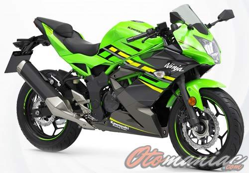 Spesifikasi dan Harga Kawasaki Ninja 125