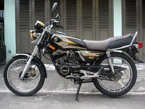 "Modifikasi Yamaha RX King ""Standar"""