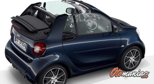 Harga Mobil Smart Fortwo Cabrio