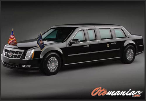 Limousine Cadillac One
